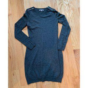 GAP Wool Sweater Dress, Gray